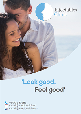 brochure Injectables Clinic Teaser